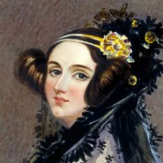 Ada Lovelace - widely regarded as the world's first computer programmer for her work with engineer Charles Babbage in the early She was also the daughter of Lord Byron. Valentina Tereshkova, Malala Yousafzai, Lord Byron, World's First Computer, Computer Lab, Kings & Queens, Ada Lovelace, Historical Women, Great Life