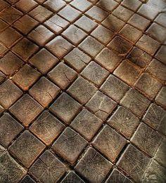 WeirdWood: Wooden Floors Outdoors