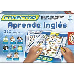Jueguete EDUCA CONECTOR APRENDO INGLES PRECIO 10,10€ en IguMagazine#juguetesbaratos