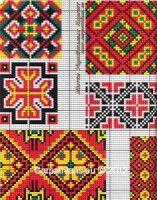 "Gallery.ru / valentinakp - Альбом ""Украинская вышивка ( Карпаты)"""