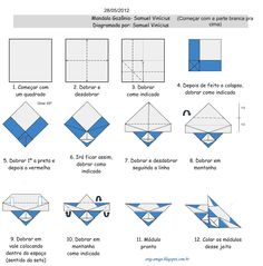 Origamigo: Diagrama!!!