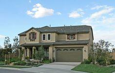 exterior home color schemes | ... color scheme unifies the multiple shapes on this exterior