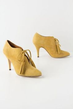 mantequilla oxford heels ++ bettye muller