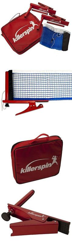 Other Table Tennis Ping Pong 97076: Killerspin Table Tennis Clip-On Net And Post Set -> BUY IT NOW ONLY: $47.07 on eBay!
