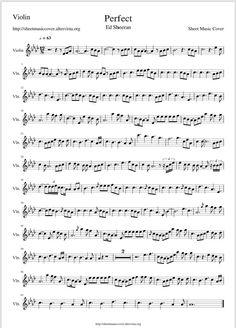 ed sheeran perfect violin sheet music Free Violin Sheet Music, Piano Sheet Music Letters, Saxophone Sheet Music, Cello Music, Music Chords, Guitar Chords, Song Notes, Music Notes, Ed Sheeran