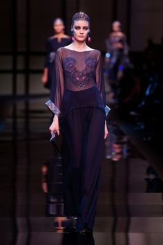 Armani Prive Couture Spring 2014