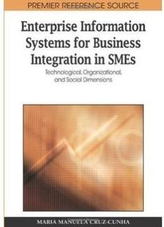 Enterprise Information Systems For Business Integration In Smes: Technological Organizational And Social Dimensions