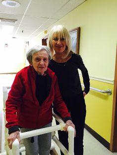 """Alzheimer's - My Mom My Hero: MOM'S """"NEW"""" WORLD"""