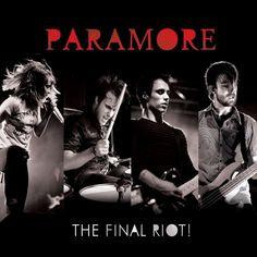 Paramore Album Cover Photos - List of Paramore album covers