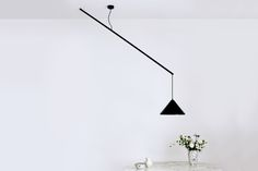 VERONIKA GOMBERT · Industrial Design Office · Umleiter suspension lamp