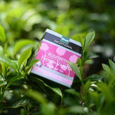 Rose with french vanilla  #roze #pink #dilmahnl #dreamsofmagnolia #hiddedebrabander #tea