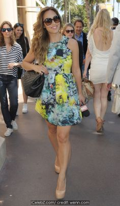 Myleene Klass out and about in Cannes http://icelebz.com/events/myleene_klass_out_and_about_in_cannes/photo1.html