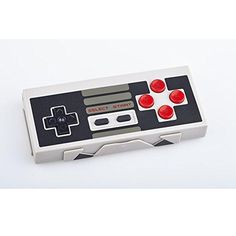 8Bitdo Bluetooth Wireless Classic NES Controller for iOS and Android Gamepad - PC Mac Linux Luxmo