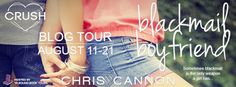 Archaeolibrarian - I dig good books!: BLOG TOUR & GIVEAWAY: Blackmail Boyfriend by Chris...