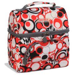 Amazon.com: J World New York Corey Lunch Bag, Blue Raspberry, One Size: Clothing