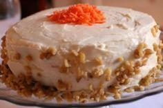 Coconut Flour Carrot Cake (Gluten Free, Grain Free) | Coconut Flour Recipes