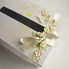 Gabi´s Creations: {WEDDINGS} Butterfly Ivory & Vanilla & Peach, část 1. Butterfly Wedding, Vanilla, It Cast, Ivory, Peach, Weddings, Paper Mill, Wedding, Peaches