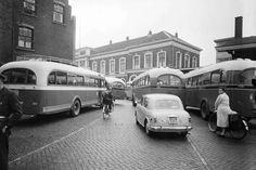 Station Hilversum, met bussen