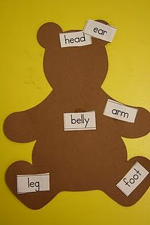 great independent activity for bear label activity :)