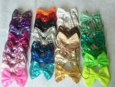 Sparkle bows.. Exclusive by Diademas Regina