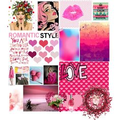 """ROMANTIC STYLE"" on Polyvore"