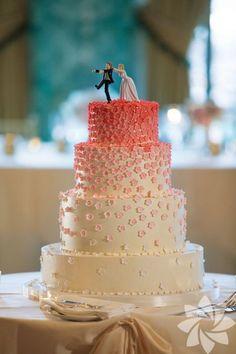 Garip düğün pastaları...