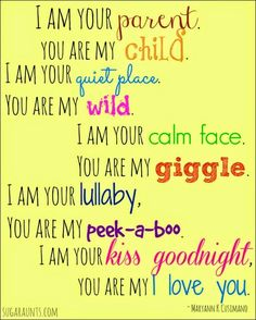 Quotes for Moms from Favorite Chidlrens' Books