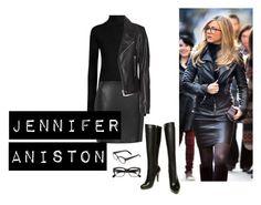 """""""Jennifer Aniston"""" by tina1021 ❤ liked on Polyvore"""