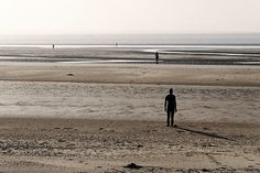 Antony Gormley (Dean Ayres Flickr photostream)