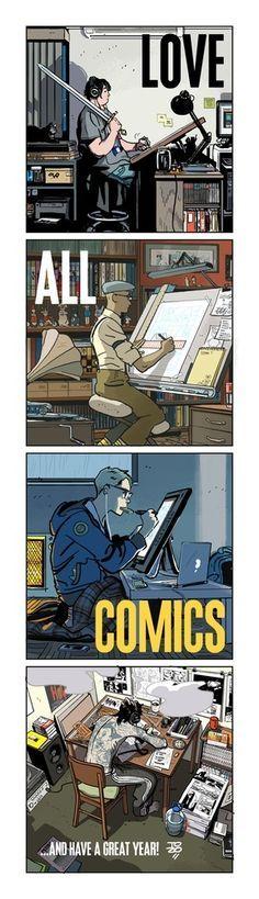 Cómo dibujar Comics al estilo Marvel con Stan Lee y John Buscema - Vecindad Gráfica Diseño Gráfico