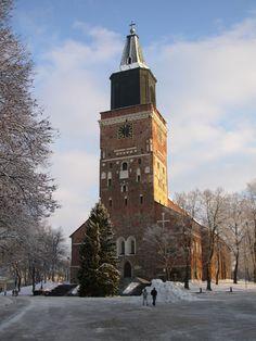 #Turku #Finnland