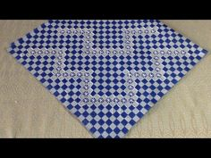 Bordado de canto no tecido xadrez para iniciante. Bordar no tecido xadrez é muito prazeroso. Borde você também. Chicken Scratch, Embroidery Art, Hand Stitching, Quilts, Blanket, Knitting, Crochet, Pin Pin, Tv