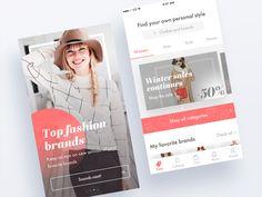 """Clothing e-commerce App """"Kupivip"""""""