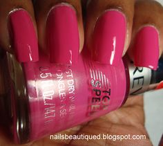 Pink Wednesday...Revlon Bubble