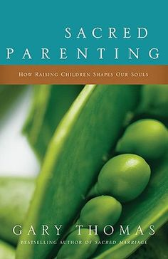 Not a how-to parenting book! Rather, it makes us think about what God is doing in us by giving us the children we have. God uses parenting to refine us.