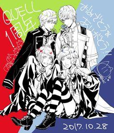 Tsukiuta The Animation, Art Reference Poses, Manga, Anime Art, Joker, Japanese, Artwork, Fictional Characters, Anatomy