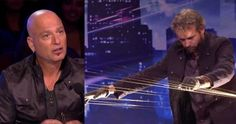 """""""America's Got Talent"""" Blown Away by William Close Auditions"""