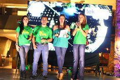 Contamos con el apoyo de Canal Doce y juntos le dimos un respiro al planeta #HoraDelPlaneta #EarthHour #ElSalvador #TierraFutura #PlazaFutura
