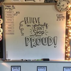 My Favorite Desk Arrangement and other Back to School Wisd Classroom Board, Classroom Quotes, Teacher Quotes, Future Classroom, Bulletin Boards, Classroom Decor, Classroom Whiteboard, 5th Grade Teachers, 4th Grade Classroom