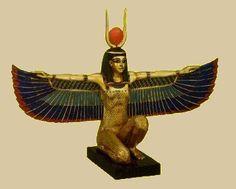 COMETA AZUL: Egipto – La Diosa Isis