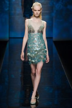 Alberta Ferretti Spring 2013 RTW - Review - Fashion Week - Runway, Fashion Shows and Collections - Vogue - Vogue