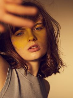 ROSE Editorial Fran Summers by Leah Band - Fashion Editorials