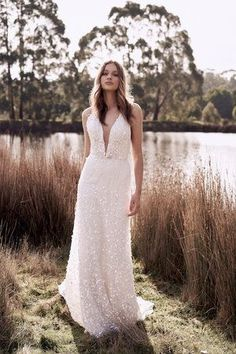 Bridal Designer Mariana Hardwick featured on LOVE FIND CO.
