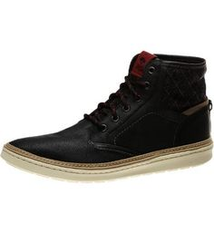 Something doesn't need to have a fussy design to look good. At the heart of this desert boot-inspired shoe is a style that's laidback, versatile, and easy to wear. It features a classic nubuck upper, subtle design elements, and a construction with layers of cushioning for all-day comfort. Features: Nubuck upper and textile upper for long wear Cushioned midsole for comfort and stabilityRubber outsole for maximum gripContrast overlays, stitching details, and D-ring on back for modern lookPart…