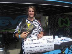 Cam McCaul 2011 Crankworx Colorado Champion