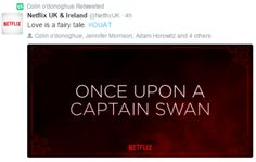 Once Upon a CaptainSwan