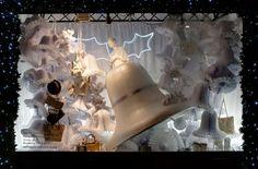 Charlotte Minty Interior Design: Christmas Windows Around the World - Part Two