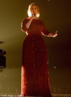 Adele and Justin Bieber's Grammys performances marred by sound difficulties | Daily Mail Online