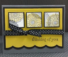 Suz's Stampin Spot: Another Reason to Smile