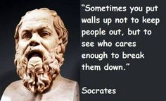 Collected Quotes from the great Greek philosopher Socrates BC). There is no proof that Socrates ever wrote anything, philosophical or biographical. Whatever information we derive about Socrates is… Smile Quotes, New Quotes, Famous Quotes, Words Quotes, Inspirational Quotes, Motivational, Famous Philosophy Quotes, Poetry Quotes, Socrates Quotes